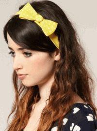 волосы,аксессуары,мода,стиль,весна 2012