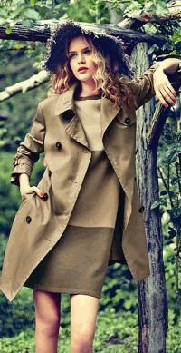 мода,макс мара,весна 2012