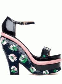 туфли,нина риччи,мода,весна 2012