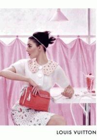 луи виттон,весна-лето 2012,мода,стиль