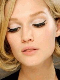 макияж,косметика,наносить косметику,весна 2012,диор,армани