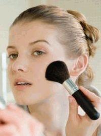 макияж,румяна