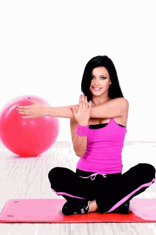 фитбол,фитнесс,похудение,упражнения