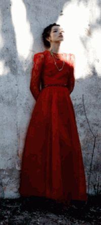 валентино,мода,весна-лето 2012
