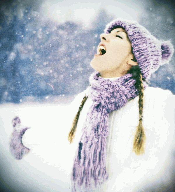 уход за волосами,зима