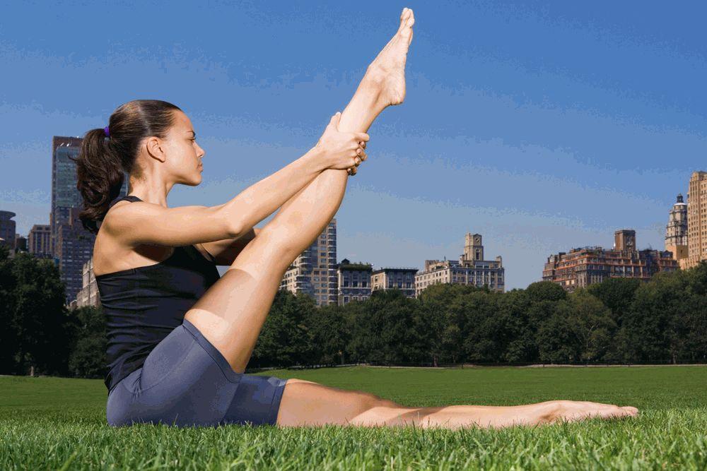 зарядка,упражнения