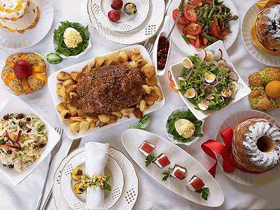 пасха,как не поправиться,правильное питание,диета,порция,майские праздники