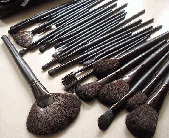 макияж,кисти для макияжа