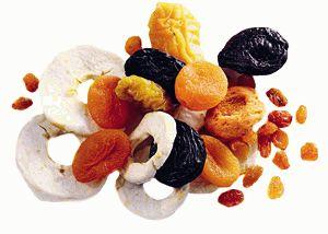 сухофрукты,как выбрать,чем заменить фрукты,свежие фрукты,изюм,курага