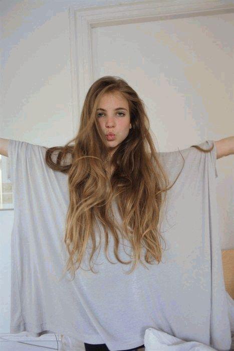 Длинные волосы2