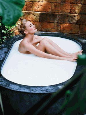 ванна,тело,кожа,уход,целлюлит