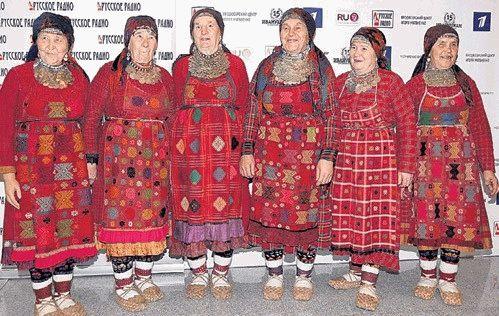 тренды,бурановские бабушки,мода