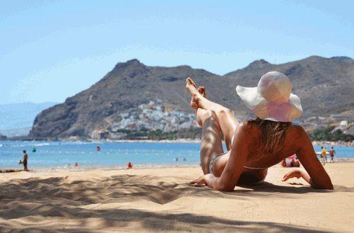 пляжный сезон