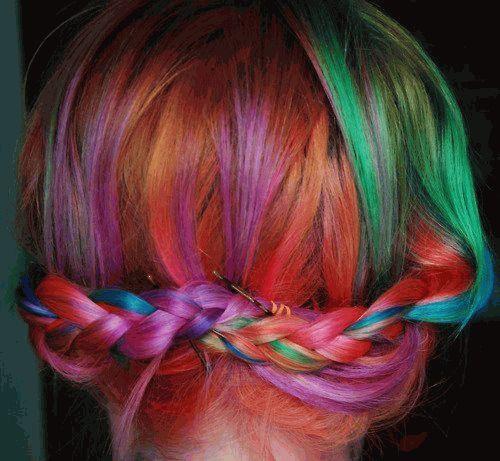 волосы,тренды