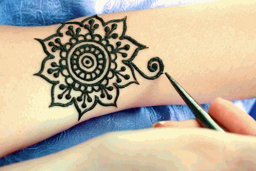 татуировка,лето 2012,тренды