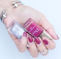 Dior, Dior Cosmopolite, ногти, дизайн ногтей, маникюр, идеи для маникюра