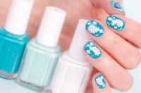 essie, nail-art, дизайн ногтей