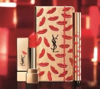 рождественская коллекция Yves Saint Laurent 2015, YSL рождественская коллекция 2015, YSL Kiss Love Collection 2015 фото