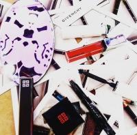Givenchy коллекция макияжа осень 2015 фото, Givenchy Vinyl Makeup Collection обзор, осенние коллекции макияжа 2015 фото