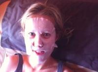 Ксения Собчак, уход, маски для лица, инстаграм, Собчак инстаграм