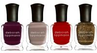 Deborah Lippmann осень 2015, лаки для ногтей Deborah Lippmann 2015, коллекция лаков Deborah Lippmann 2015