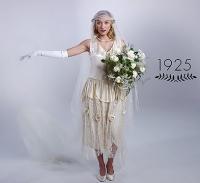 эволюция свадебной моды видео, история свадебной моды, эволюция свадебных платьев, эволюция свадебного платья видео