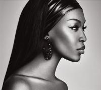 наоми кемпбелл,  Lui Magazine, фотосессия