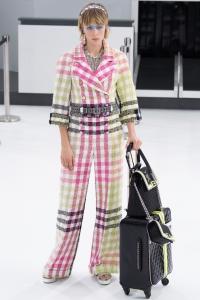 Chanel, весна-лето 2016, Карл Лагерфельд