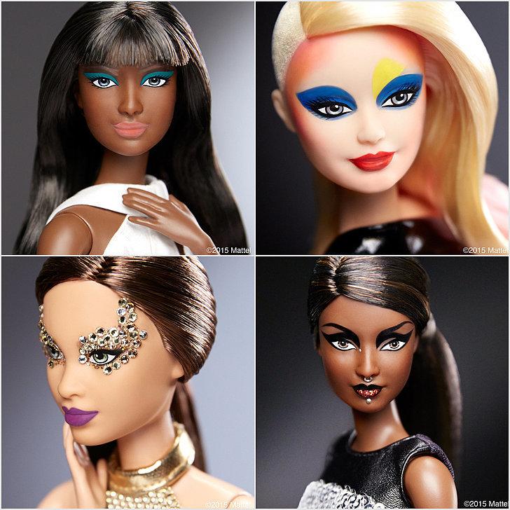 Барби, парижская неделя моды, неделя моды в париже, пэт макграт