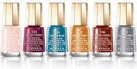 лаки для ногтей Mavala, Mavala коллекция 2015, Mavala Fantasy Colors оттенки, Mavala Fantasy Colors обзор