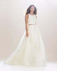 Carolina Herrera 2016, Carolina Herrera bridal, свадебная мода, свадебные платя 2016