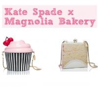 коллаборация, Kate Spade, Magnolia Bakery