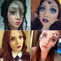 хэллоуин, Хеллоуин, Хеллоуин 2015, макияж Хеллоуин 2015, идеи Хеллоуин 2015