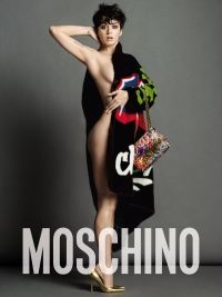 Кэти Перри Moschino, Кэти Перри москино, Moschino Fall/Winter 2015-16