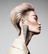 Роландо Бошам, Vogue China, прически тренды, стрижки тренды