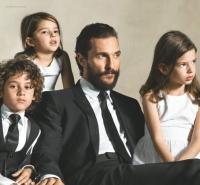 Мэттью МакКонахи, Dolce & Gabbana, дольче габбана, Мэттью МакКонахи борода, Мэттью МакКонахи The One, Мэттью МакКонахи с бородой