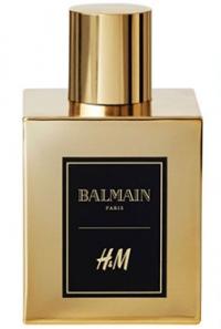 Balmain и H&M, Balmain H&M, балмаин и эйчендэм, эйчендэм, парфюм Balmain