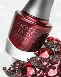 Morgan Taylor, Gifted with Style Collection Holiday 2015, Morgan Taylor лаки, Morgan Taylor коллекция, Morgan Taylor новогодняя коллекция, Morgan Taylor рождественская коллекция,