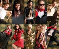 burberry рождественская кампания 2015, burberry Billy Elliot видео, Рози Хантингтон-Уайтли фото 2015, Наоми Кэмпбелл фото 2015, Ромео Бекхэм фото