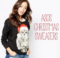 ASOS, новогодние свитера, новогодний свитер, рождественские свитера, рождественский свитер, свитера ASOS, свитер ASOS