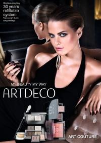 коллекция макияжа ArtDeco 2015, Art Couture Collection обзор,  Art Couture Collection коллекция макияжа