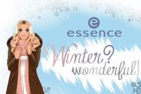 Winter? Wonderful! Essence, Winter Wonderful Essence, Essence, зимняя коллекция Essence