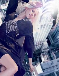Саша Лусс, Саша Лусс фотосессия, Vogue, Саша Лусс Vogue