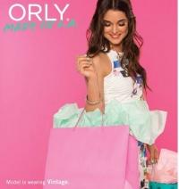 Orly лаки,  Orly весна 2016, Orly коллекция лаков 2016, Orly новинки 2016