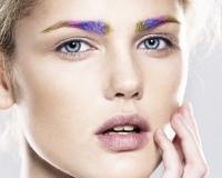 радужное окрашивание, радужные брови, разноцветные брови, радужное окрашивание бровей, rainbowbrow
