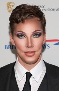 макияж звезд, накрашенные мужчины, мужчины голливуда, мужчины красятся, мужской макияж