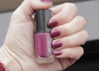 лак для ногтей ArtDeco свотчи, Artdeco лаки отзывы, Artdeco Couture Blueberry 740 свотч