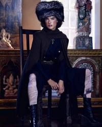 Алессандра Амбросио, Harpers Bazaar Казахстан, Harper's Bazaar, Harper's Bazaar Kazakhstan, Harper's Bazaar