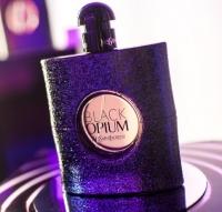 Black Opium аромат, Black Opium Eau De Toilette аромат, Black Opium YSL, Black Opium франклер, YSL Black Party 2015 фото