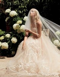 Vogue Japan, Vogue Japan фото, Vogue Japan 2015, свадебные платья, цветные свадебные платья
